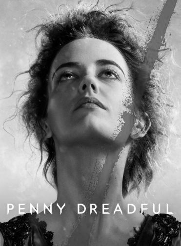 Penny Dreadful black and white poster