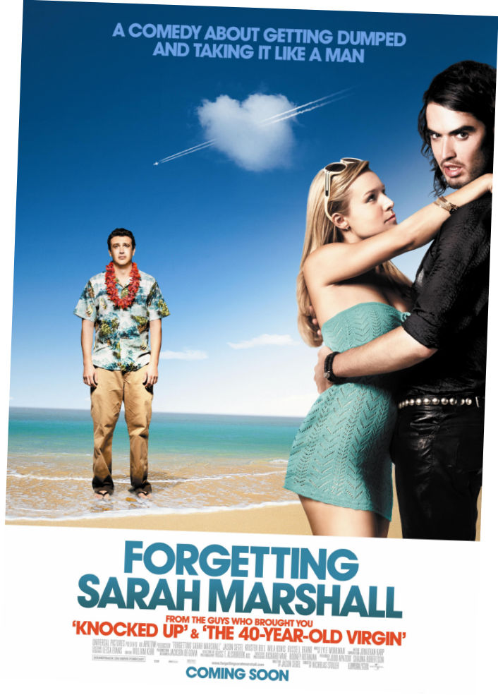Buy Forgetting Sarah Marshall Movie Poster 24in x36in