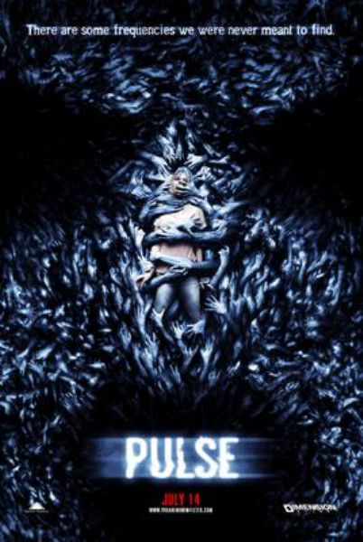 Pulse Movie Poster Master Print