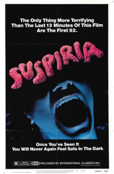 Suspiria Movie Poster Master Print