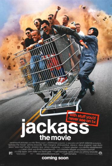 thesis jackass the movie