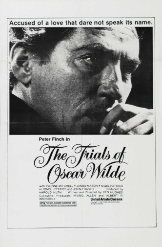 Trials Of Oscar Wilde Poster