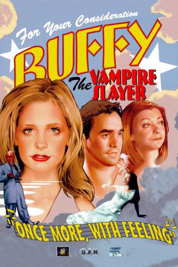 Buffy The Musical Poster