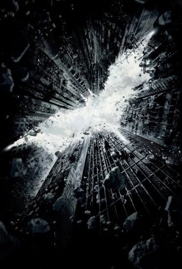 Dark Knight Rises Movie Poster