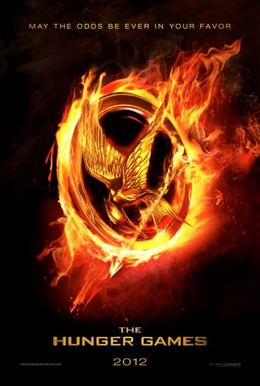 Hunger Games The Movie Poster