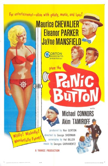 Panic Button Movie Mini Poster