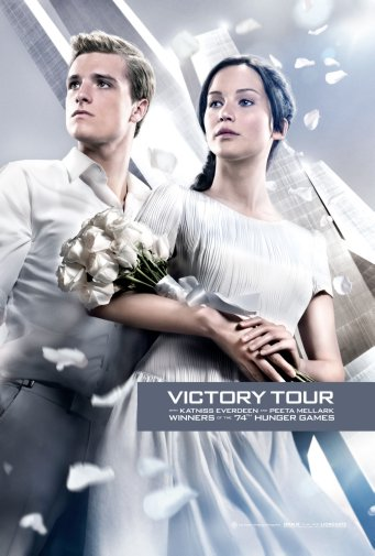 Posters Hunger Games Catching Fire Movie Poster 11in x17in Poster at Sears.com
