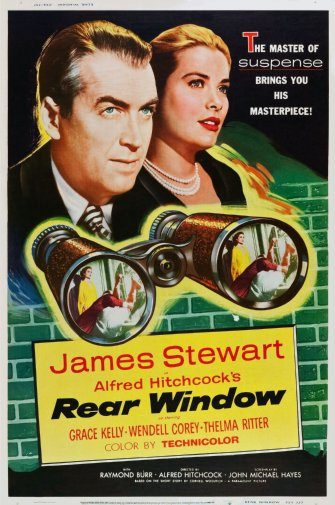 essays on the movie rear window Free essay: alfred hitchcock's rear window in rear window, alfred hitchcock  took a plot-driven short story and transformed it into a character-driven movie.