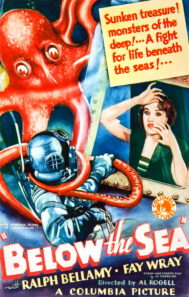 Below The Sea poster