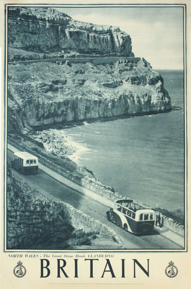 England Britain poster