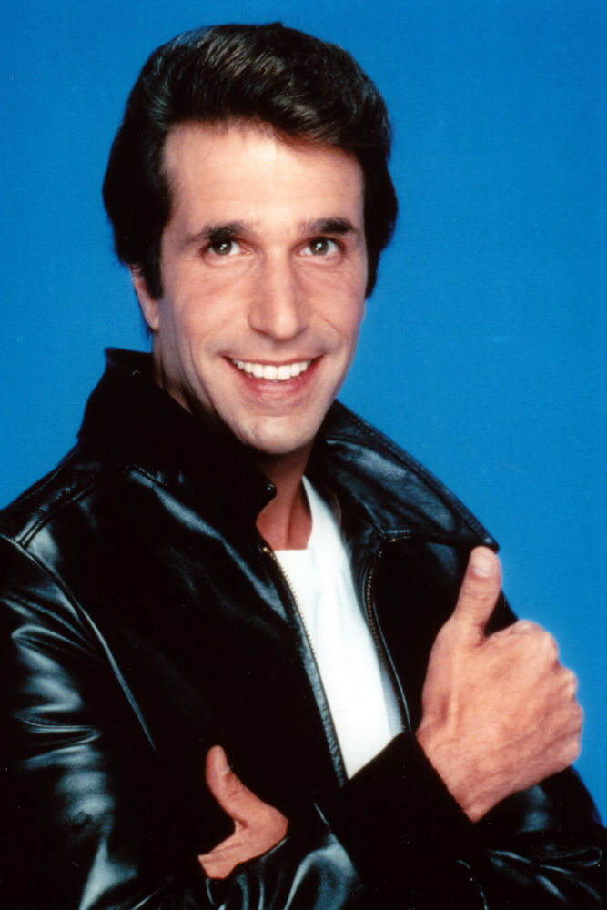 Fonzie Posters Prints and merchandise