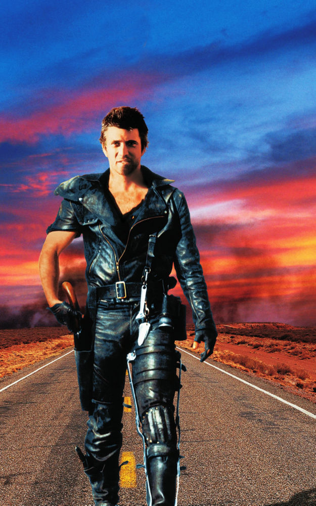 Mad Max 2 poster