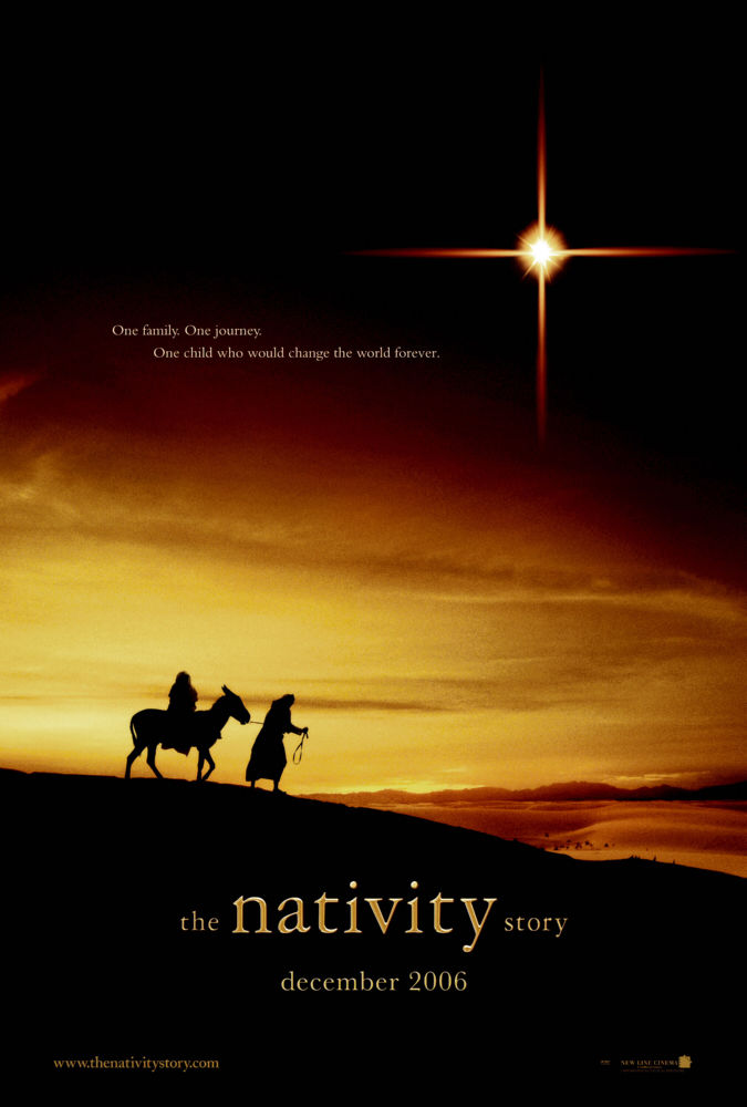 Nativity Story The poster