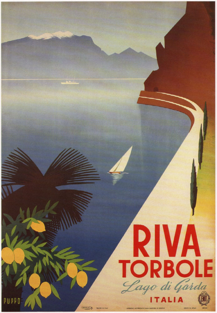 Italism Tourism poster