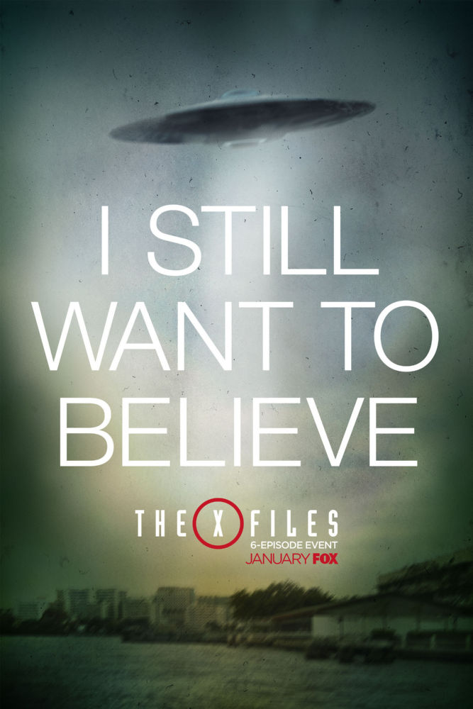 X-Files The poster