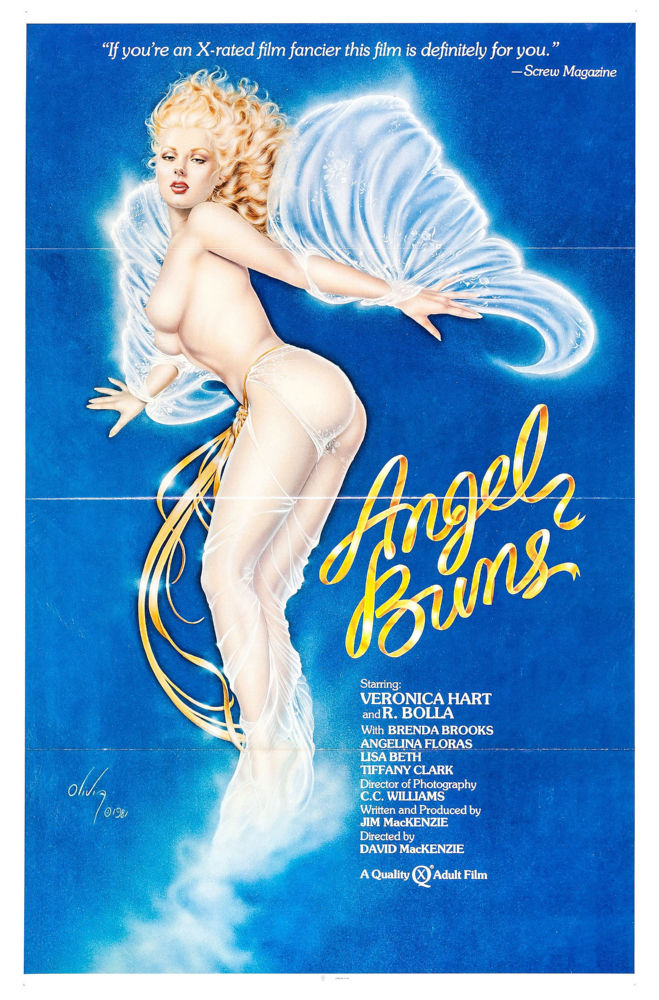 Angel Buns poster