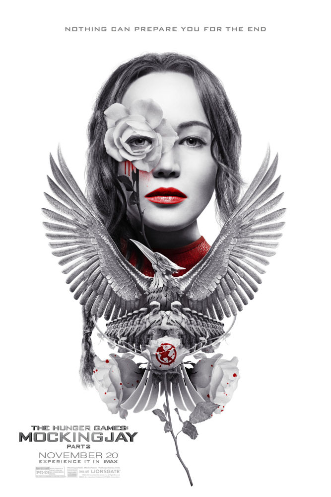 Hunger Games Mockingjay Part 2 poster