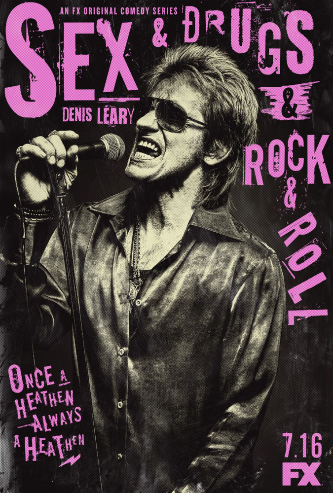 Sex And Drugs And Rock Roll poster