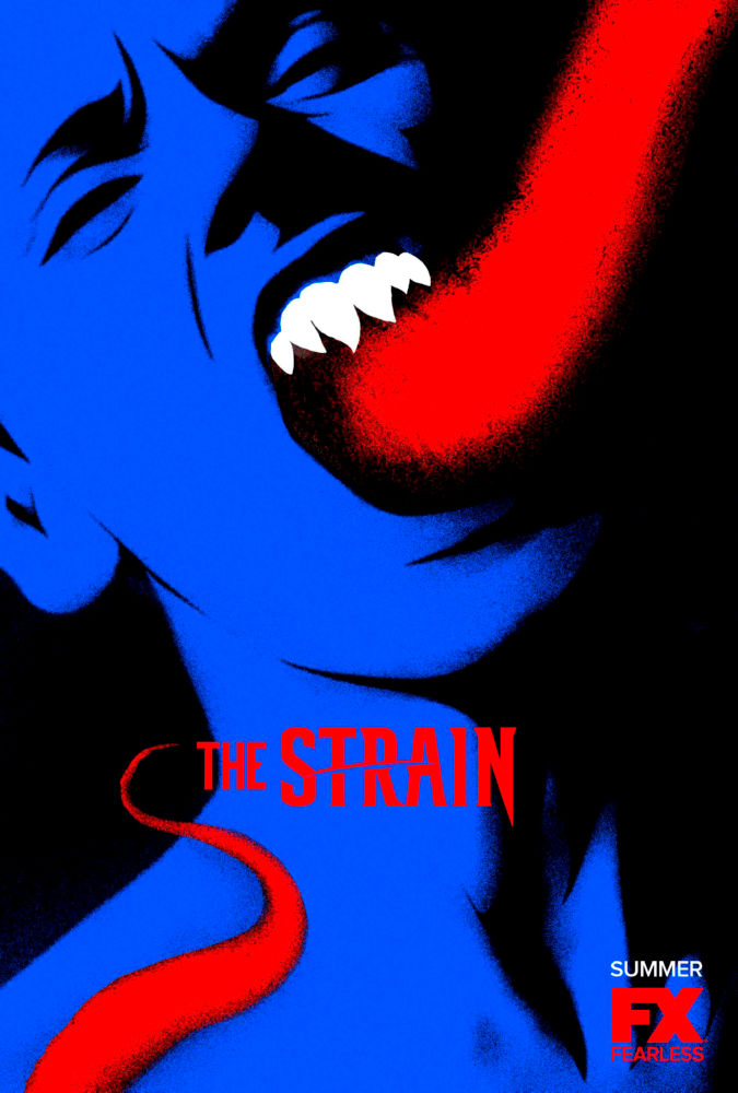 Strain The poster